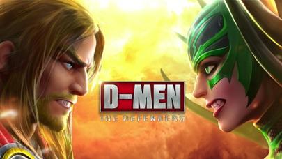 D-MEN:The Defenders free Diamonds hack