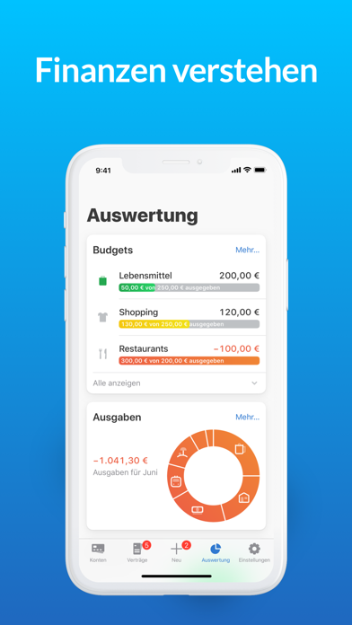 Outbank – 360° BankingScreenshot von 7