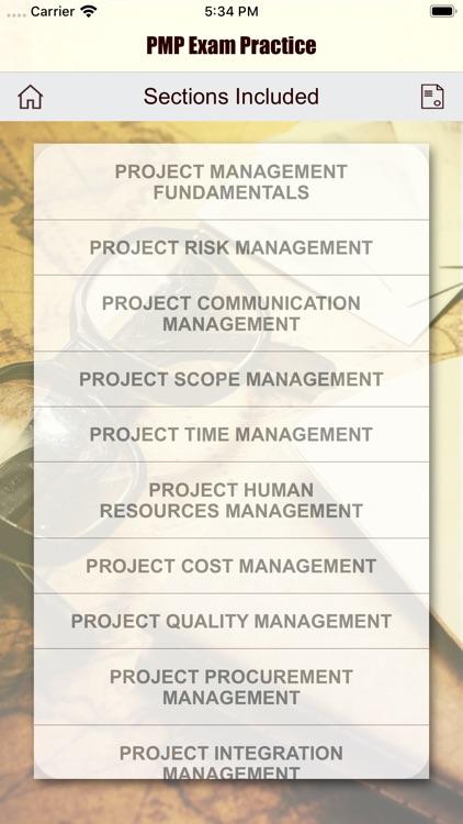 PMP Revision Aid screenshot-6