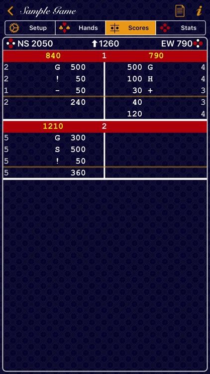 Bridge Binder screenshot-3