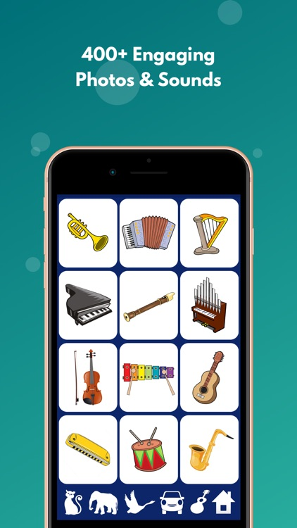 Sound Touch Lite - Flash Cards screenshot-5