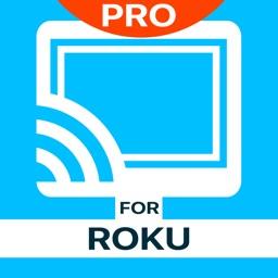Video & TV Cast + Roku Player