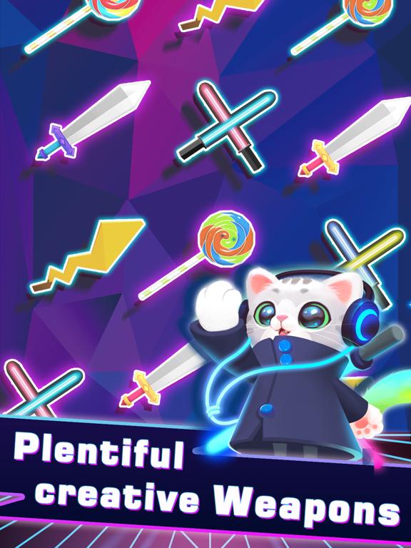 Sonic Cat-Slash the Beats screenshot 8