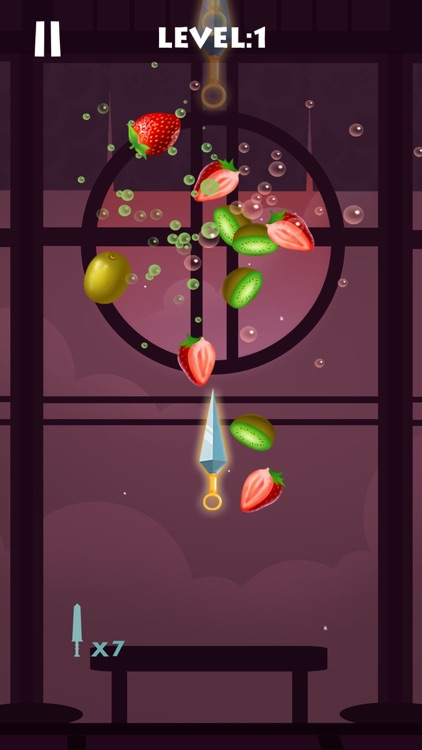 Knife Rush Fruit ! screenshot-3