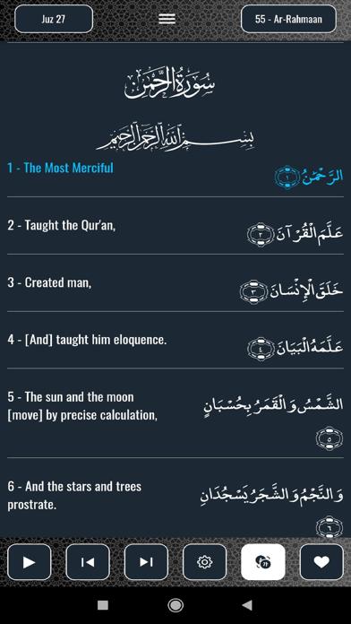 messages.download Qat - Quran audio en Français software