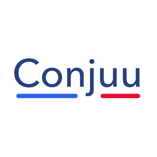 Conjuuでフランス語動詞活用変化