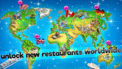 Hello Chef - Cooking Game Screenshot on iOS