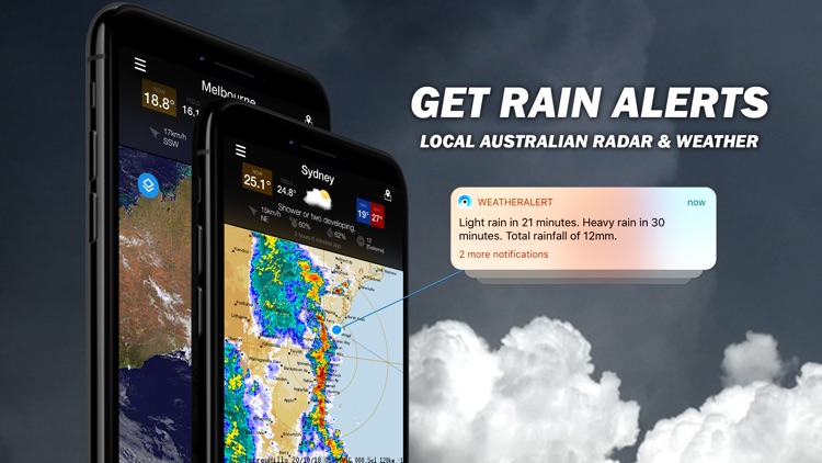 AUS Radar: WeatherAlert screenshot-0