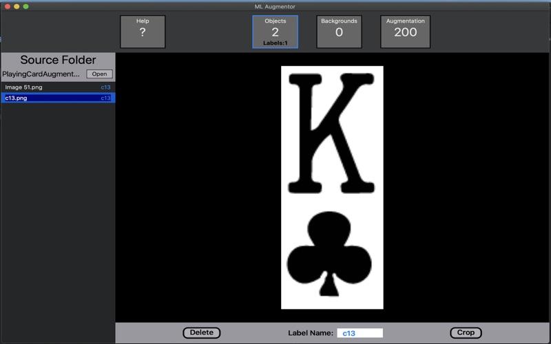 ML Augmentor screenshot 1