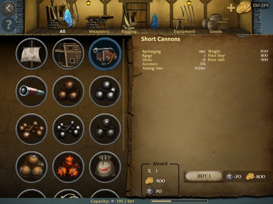 Tempest - Pirate Action RPG screenshot 10