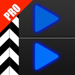 Ícone do app Double Video Player Pro