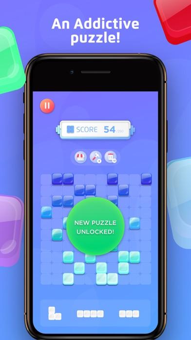 Bloxy Puzzles screenshot three