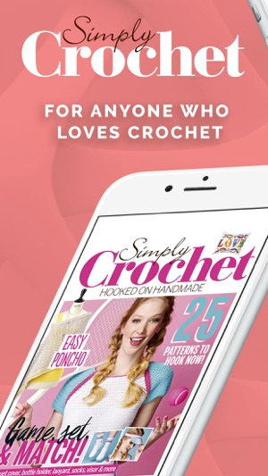 Simply Crochet Magazine On The App Store