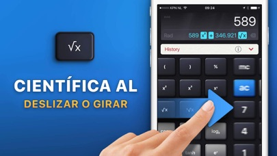 Screenshot for Calculadora HD in Venezuela App Store