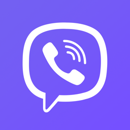 Ícone do app Viber Messenger
