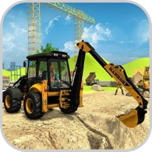 Heavy Machine Construc City