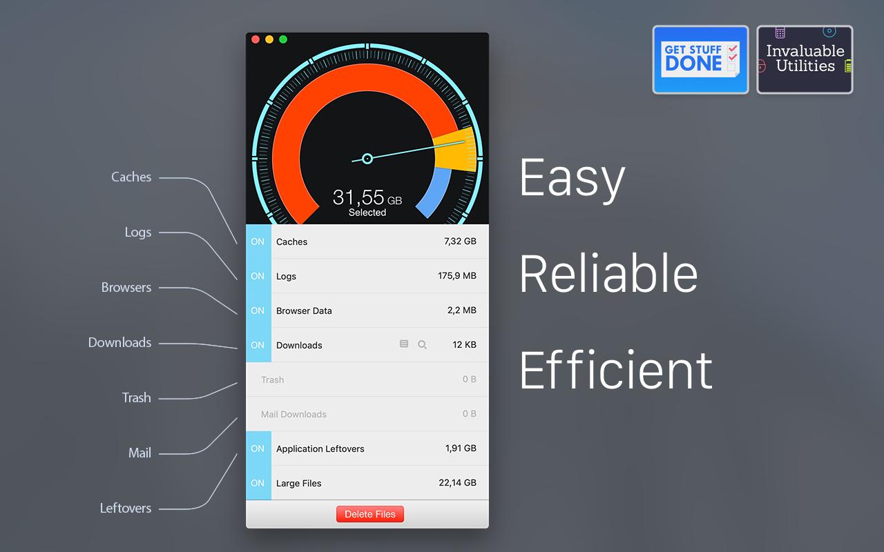 Disk Diag 1.6 Mac 破解版 轻量高效的磁盘空间清理工具-麦氪搜(iMacso.com)