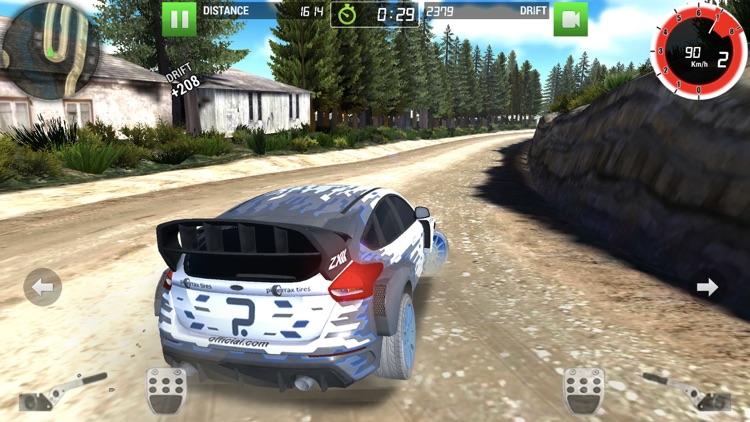 Rally Racer Dirt screenshot-0