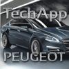 TechApp for Peugeot - Vladimir Susoykin