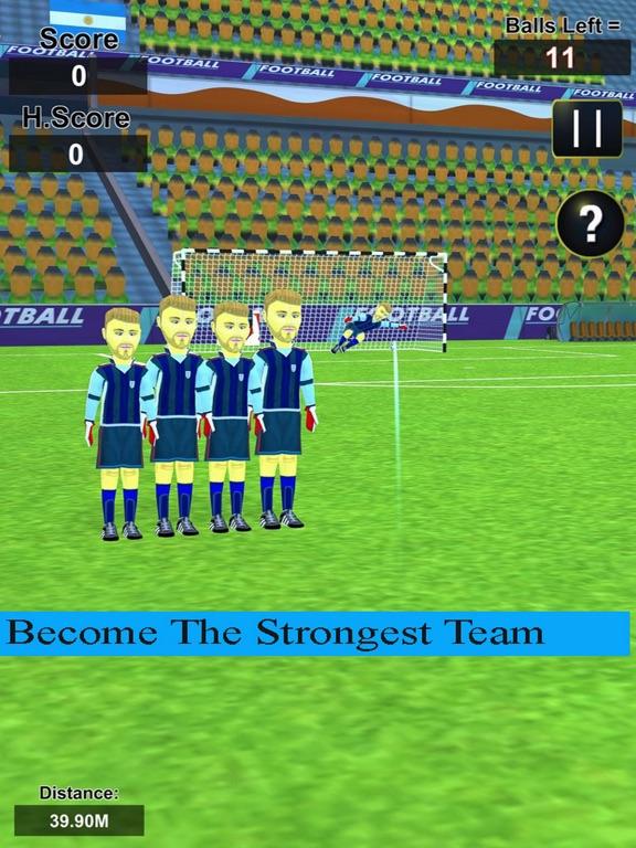 Football Kick: C1 Cup screenshot 4