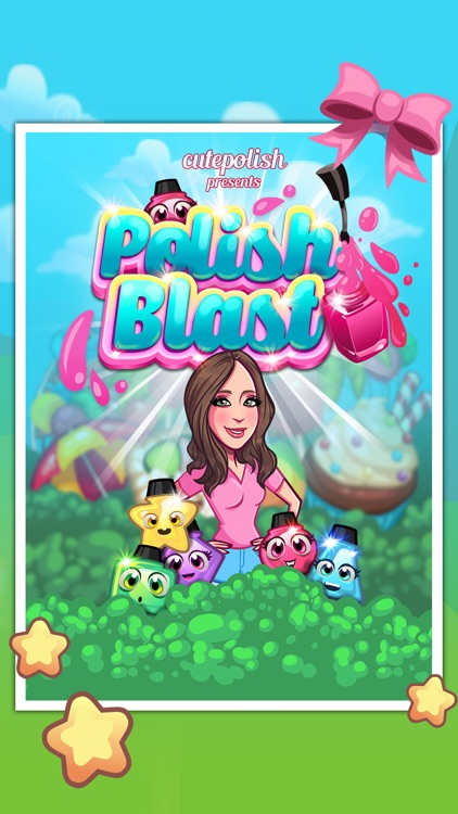 Polish Blast by cutepolish screenshot-3