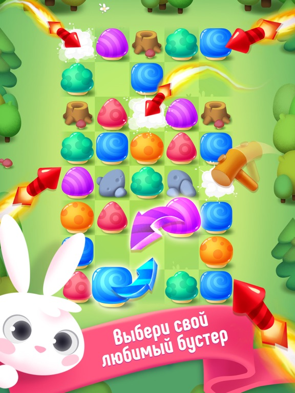 Greedy Bunnies для iPad