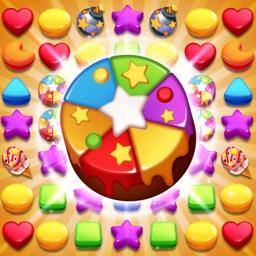 Sweet Cookie World - Match 3