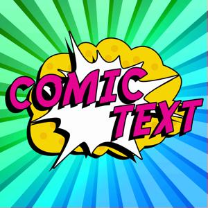 SlangMOJI - Comic Text Emojis