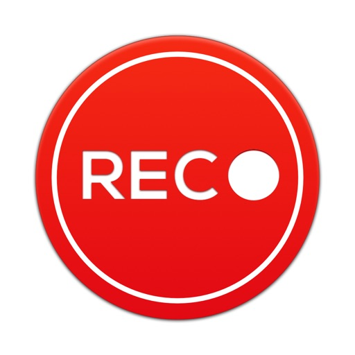 RECO - 4K VIDEO & FILM FILTER icon