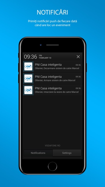 PNI Casa Inteligenta screenshot-4