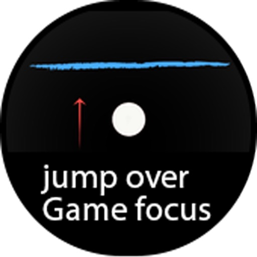 jump over Game focus