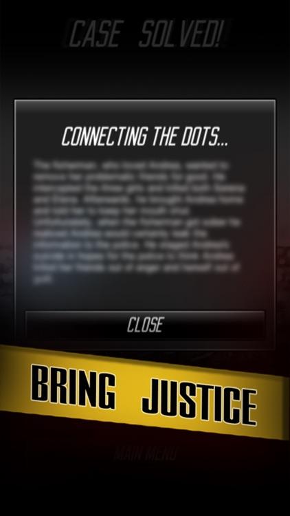 Murder Mystery Detective Story screenshot-5