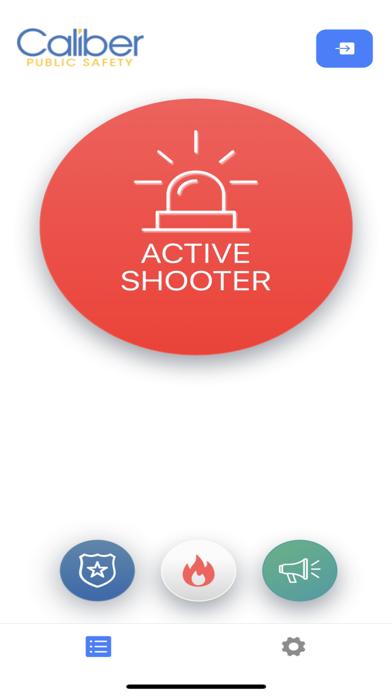 Caliber First Alert screenshot #1