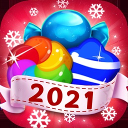 Candy Puzzle Match 3 Game 2021
