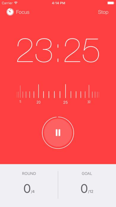 Focus Keeper Pro app image