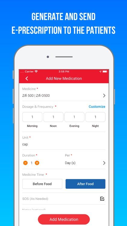 Healthray DR - For Doctors screenshot-3
