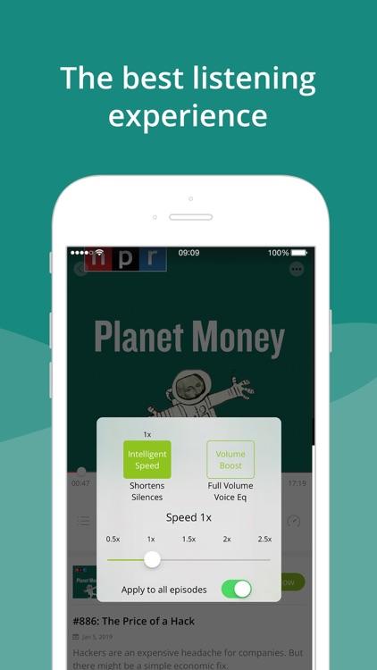 Podbean Podcast App & Player screenshot-3