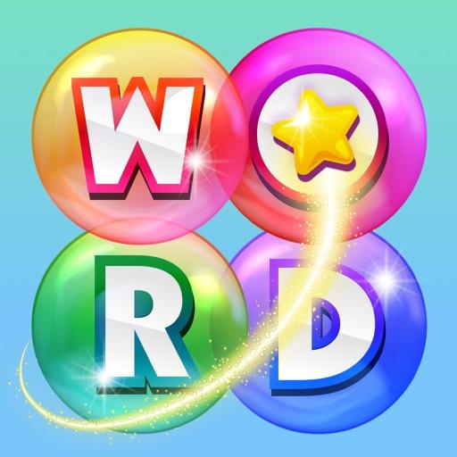 Star der Wörter - Wörterstapel
