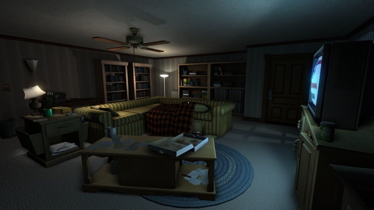 Gone Home screenshot-3