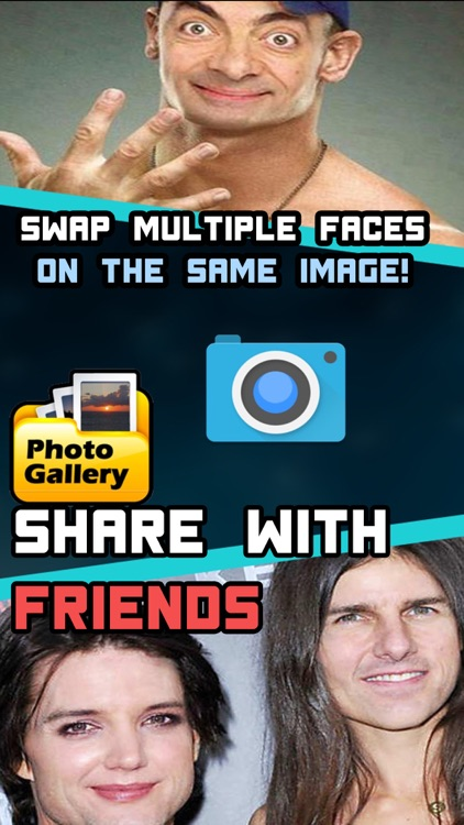 TikSwap - Multi Face Swap