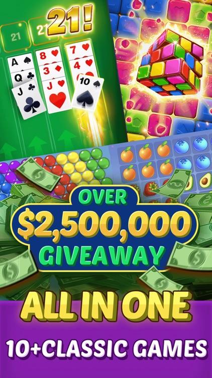 Pocket7Games: Win Cash
