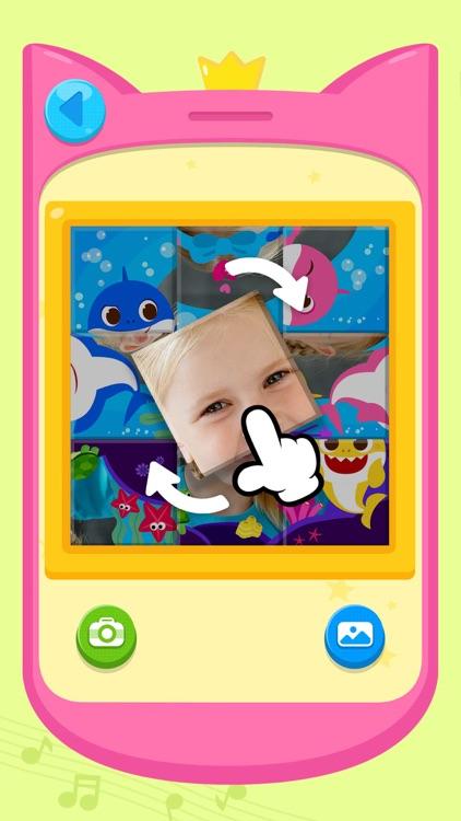 Pinkfong Baby Shark Phone screenshot-4