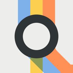 Ícone do app Mini Metro