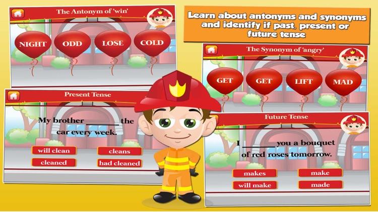 Fireman Grade 2 Kids Games screenshot-4