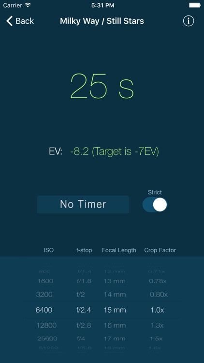 LExp - Long Exposure Calcs screenshot-4