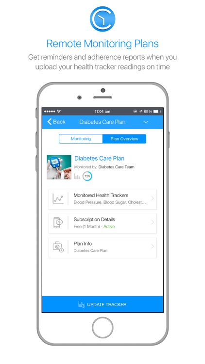 ContinuousCare Health App screenshot-4