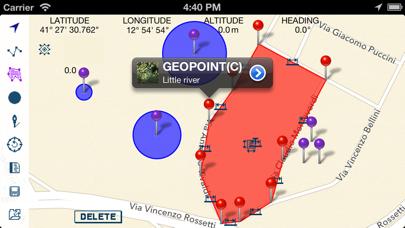 Screenshot of FingerGIS1