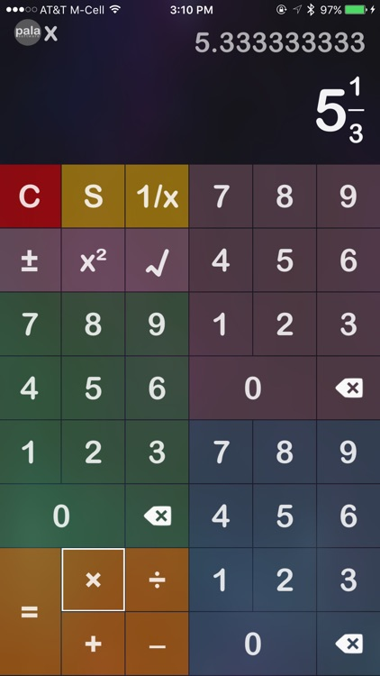 Fraction Calc by PalaSoftware