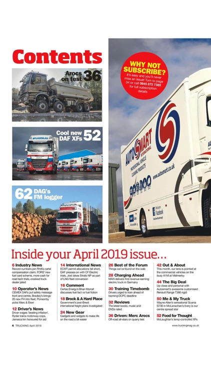 Trucking Magazine screenshot-3