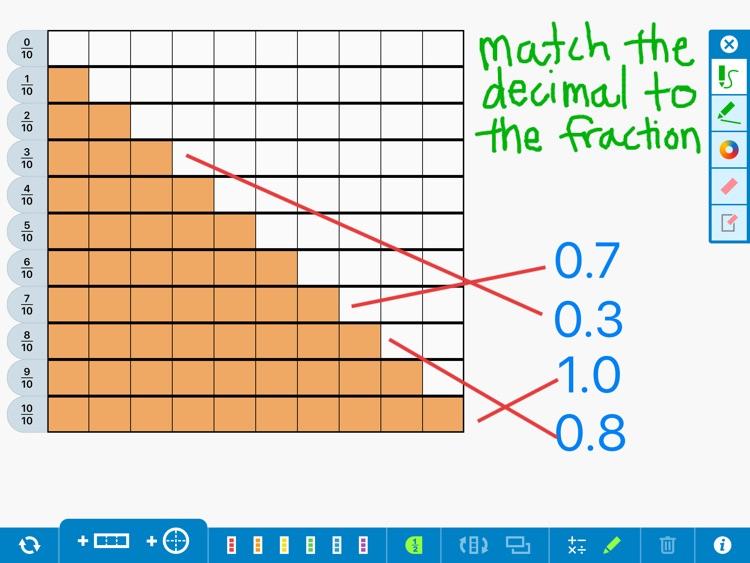 Fractions, by MLC screenshot-3